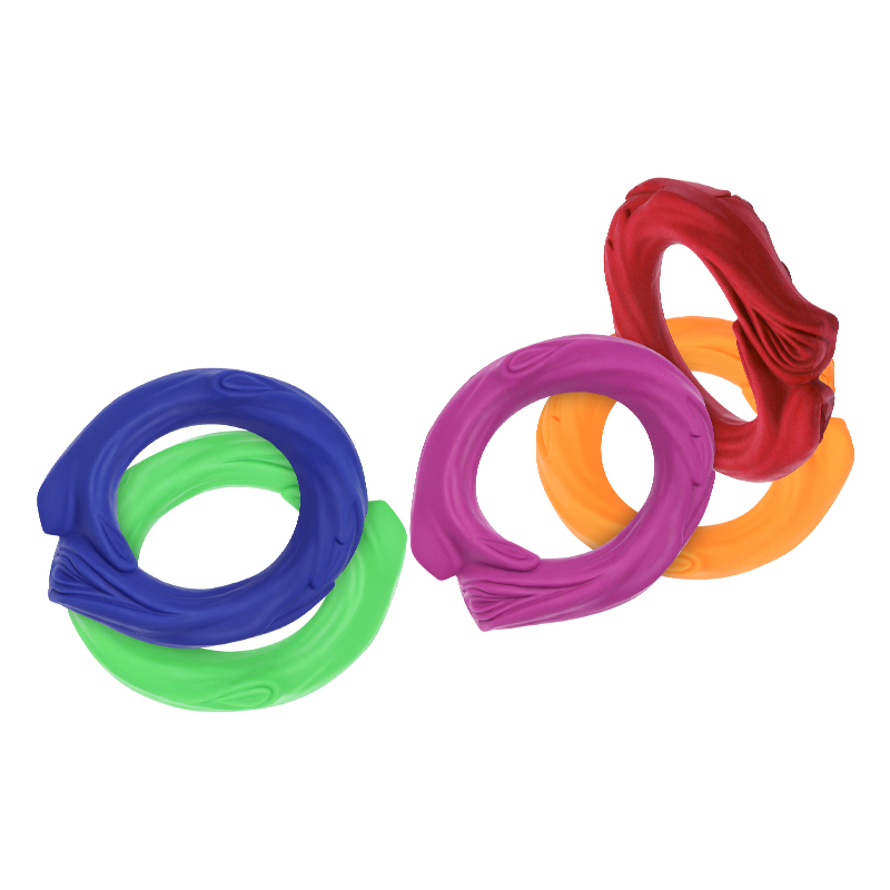 Zhierde latest rubber squeaky dog toys company for teething-2
