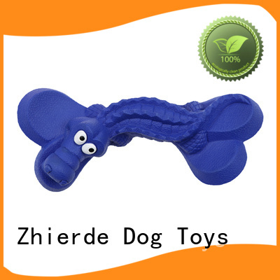 Zhierde dog toy bone manufacturer for teething