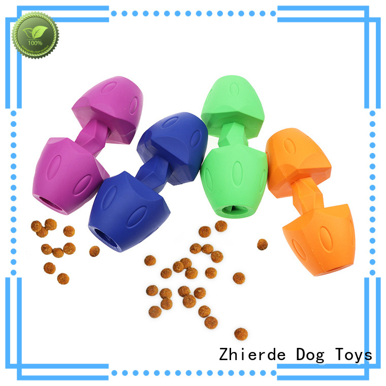new dog food dispenser toy manufacturer for playing