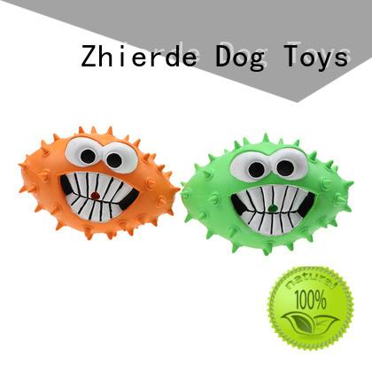 Zhierde long lasting unbreakable dog toys wholesale for pet