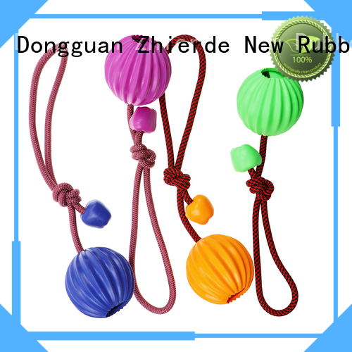 Zhierde dog rope toys wholesale for training