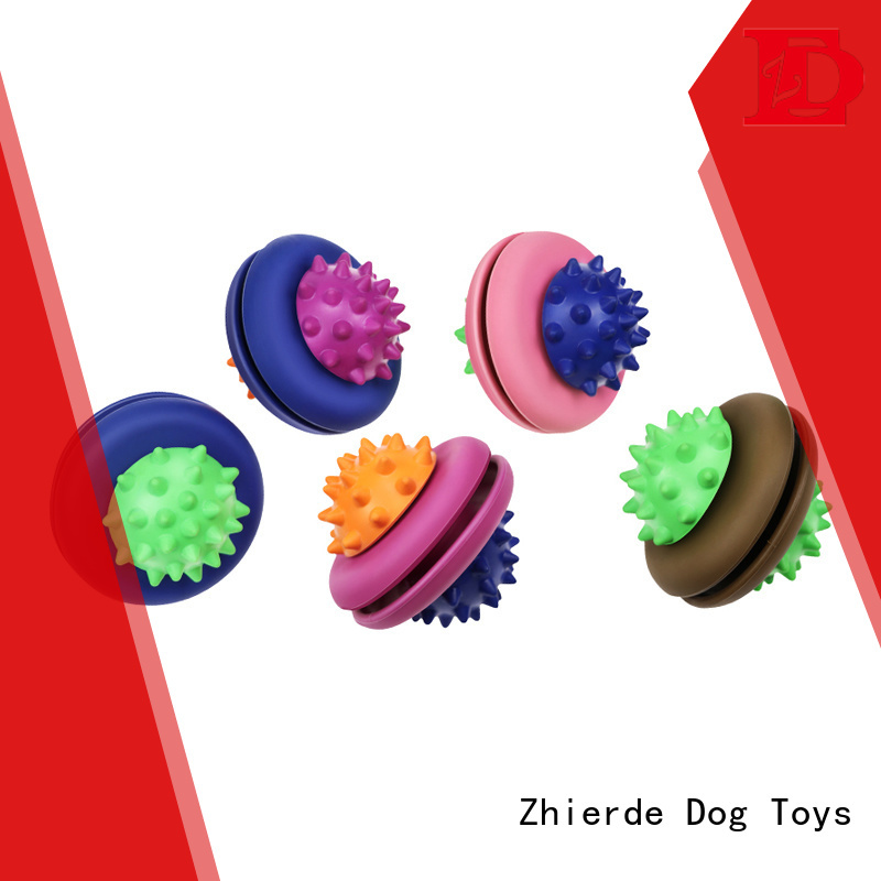 Zhierde durable food dispensing toy wholesale for pet