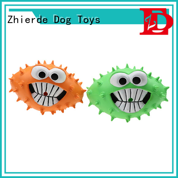 Zhierde high quality indestructible dog chew toys wholesale for training