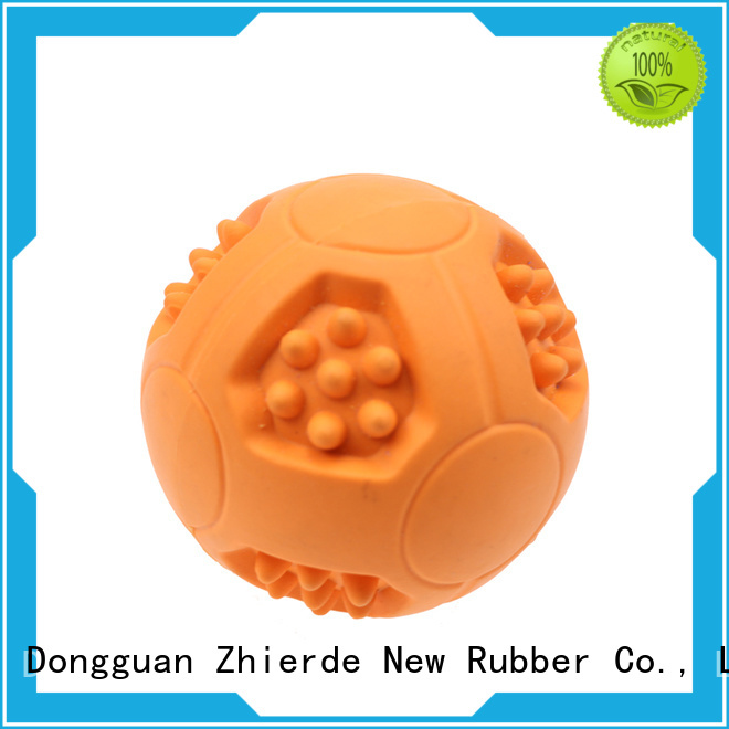 Zhierde treat dispensing toys with good price for chewing