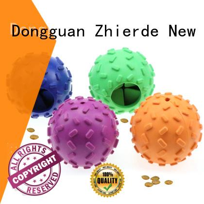 Zhierde best dog food toys manufacturer for pet