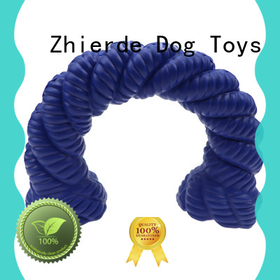 Zhierde squeaker dog toy company for exercise