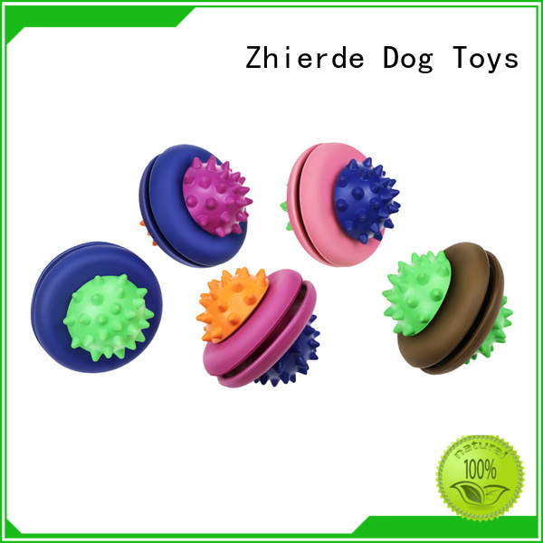 Zhierde top food dispensing toy supplier for playing