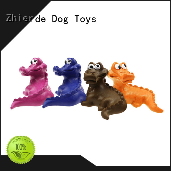 Zhierde indestructible dog chew toys suppliers for exercise