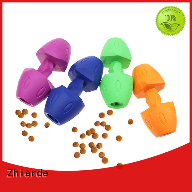 Zhierde high-quality dog puzzle toys supplier for chewing