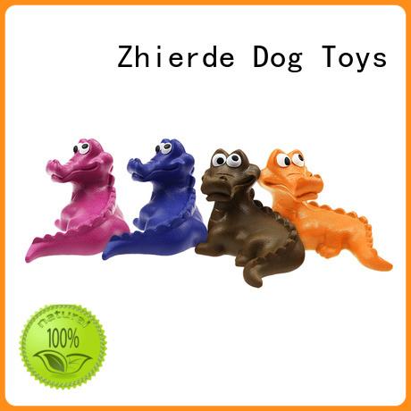 Zhierde indestructible dog toy supply for exercise