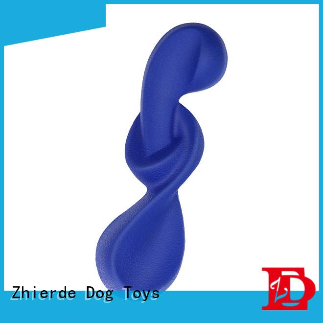 Zhierde rubber dog bone wholesale for pet