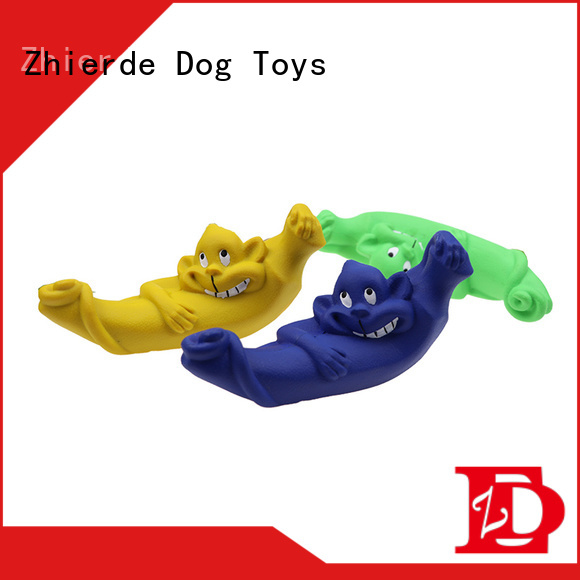 new indestructible dog toy company for teething