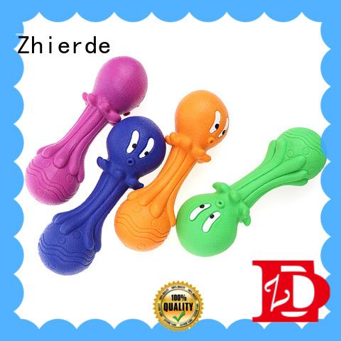 high quality dog bone toys manufacturer for training